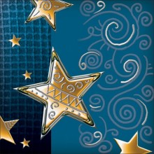 Felicitari de Craciun – Business 15x15 Lacuire selectiva