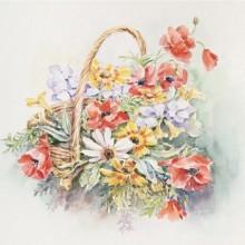 Felicitare florala