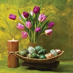 Felicitare de Paste – Lux 15x15