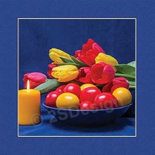 Felicitare de Paste – Standard 15x15
